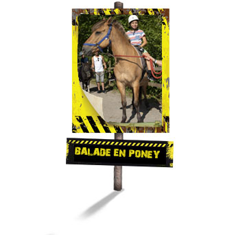 Balade poney immanquables 2020